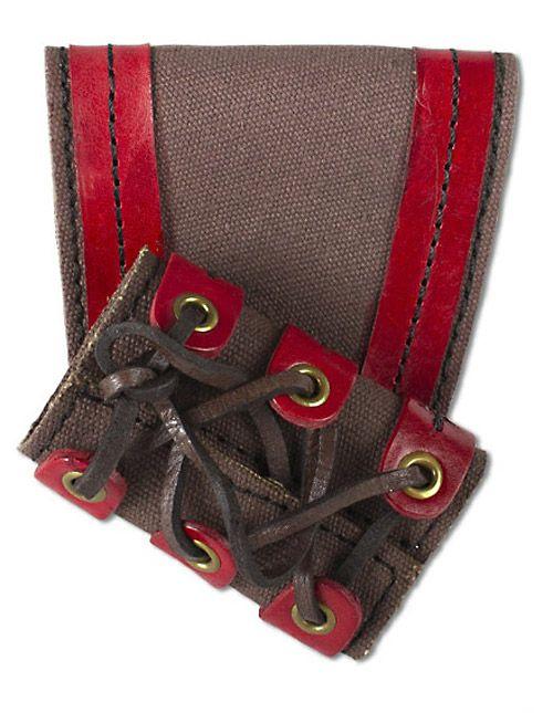 Porte-épée cuir marron Porte-épée cuir