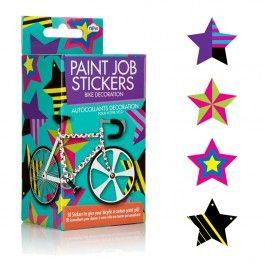 Fiets pimpen met fietsstickers? | Woonaccessoires Webshop: Presents @ Home