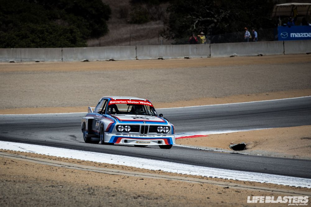 The Rolex Monterey Motorsports Reunion - Historic cars from every era