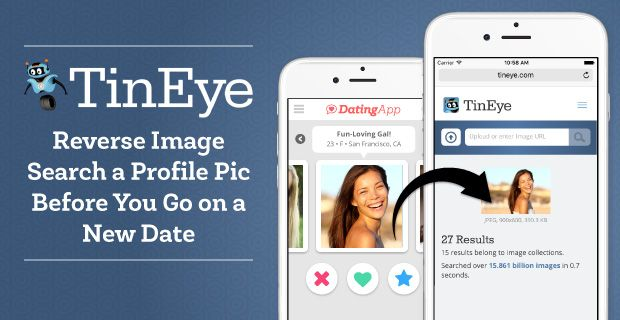 Dating profile email lookup
