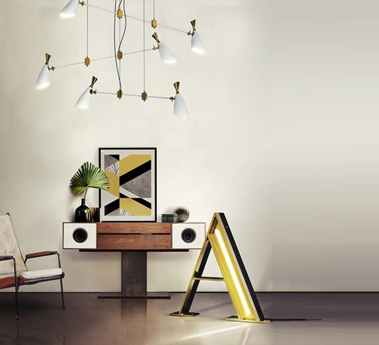 Awesome Dazzling Design Projects From Lighting Genius DelightFULL |  Http://www.delightfull
