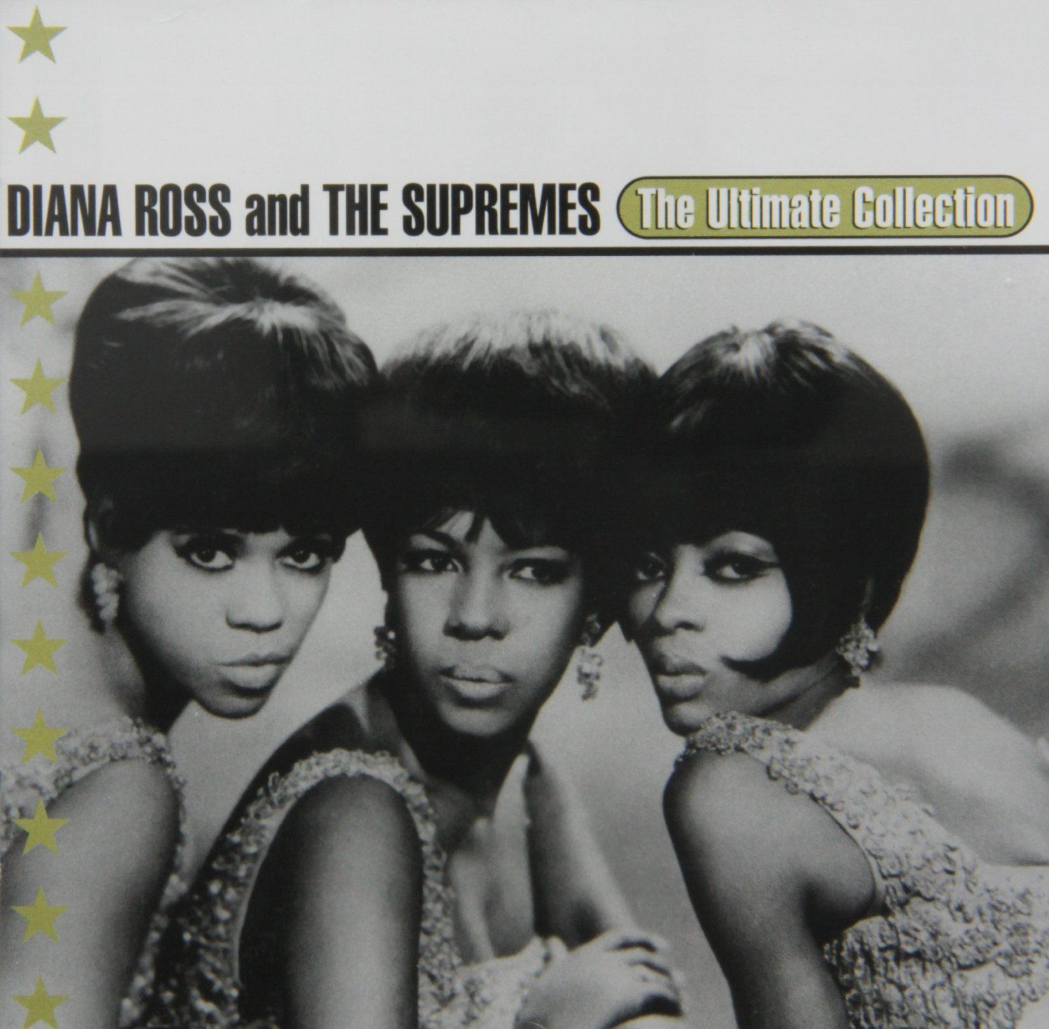 The Ultimate Collection Diana Ross & The Supremes by