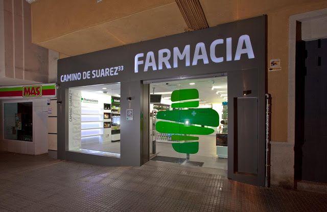 Mrs shopfitter farmacia camino su rez by ipharma m laga - Diseno de interiores malaga ...