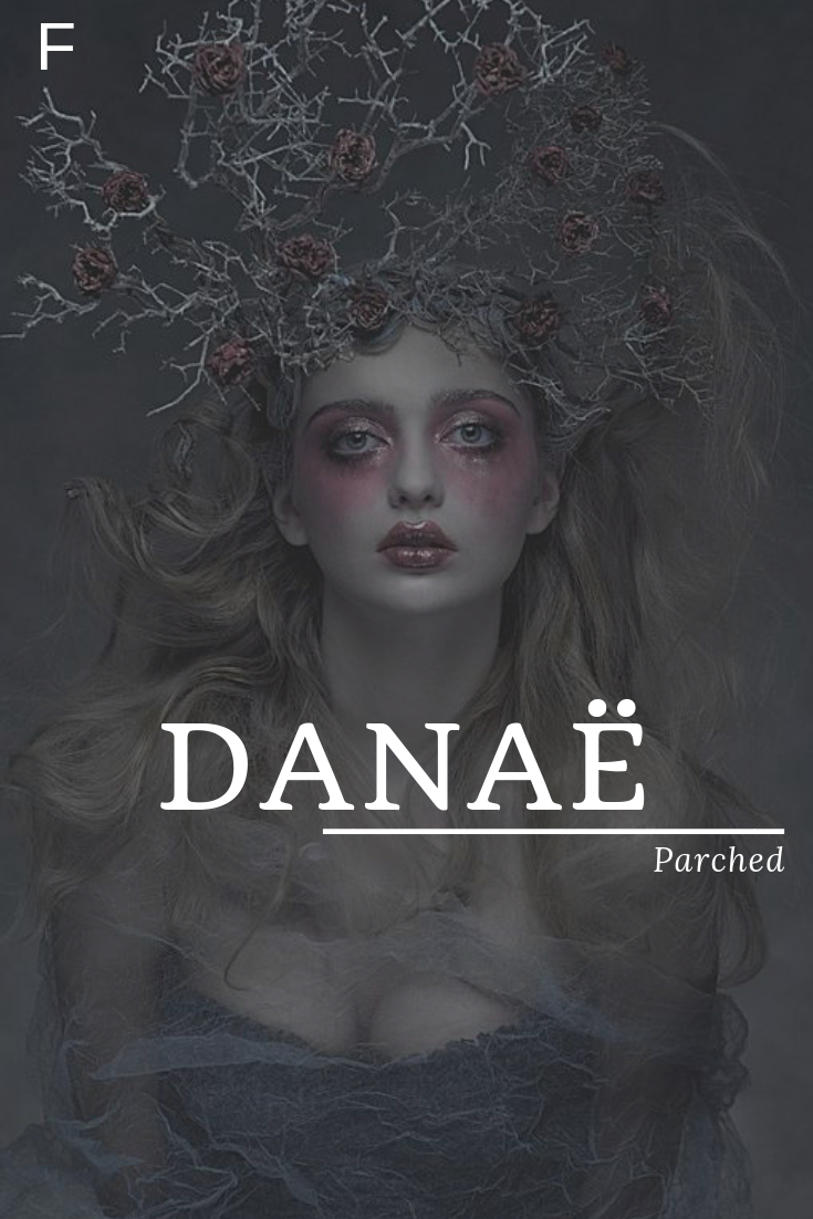 Danae bedeutet ausgedörrt, griechische Namen, D Babynamen