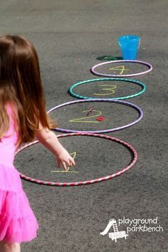 Photo of 5 actiongeladene Hula Hoop Spiele für Kinder …