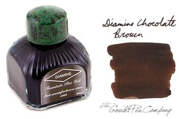 Love this Chocolate Brown Ink