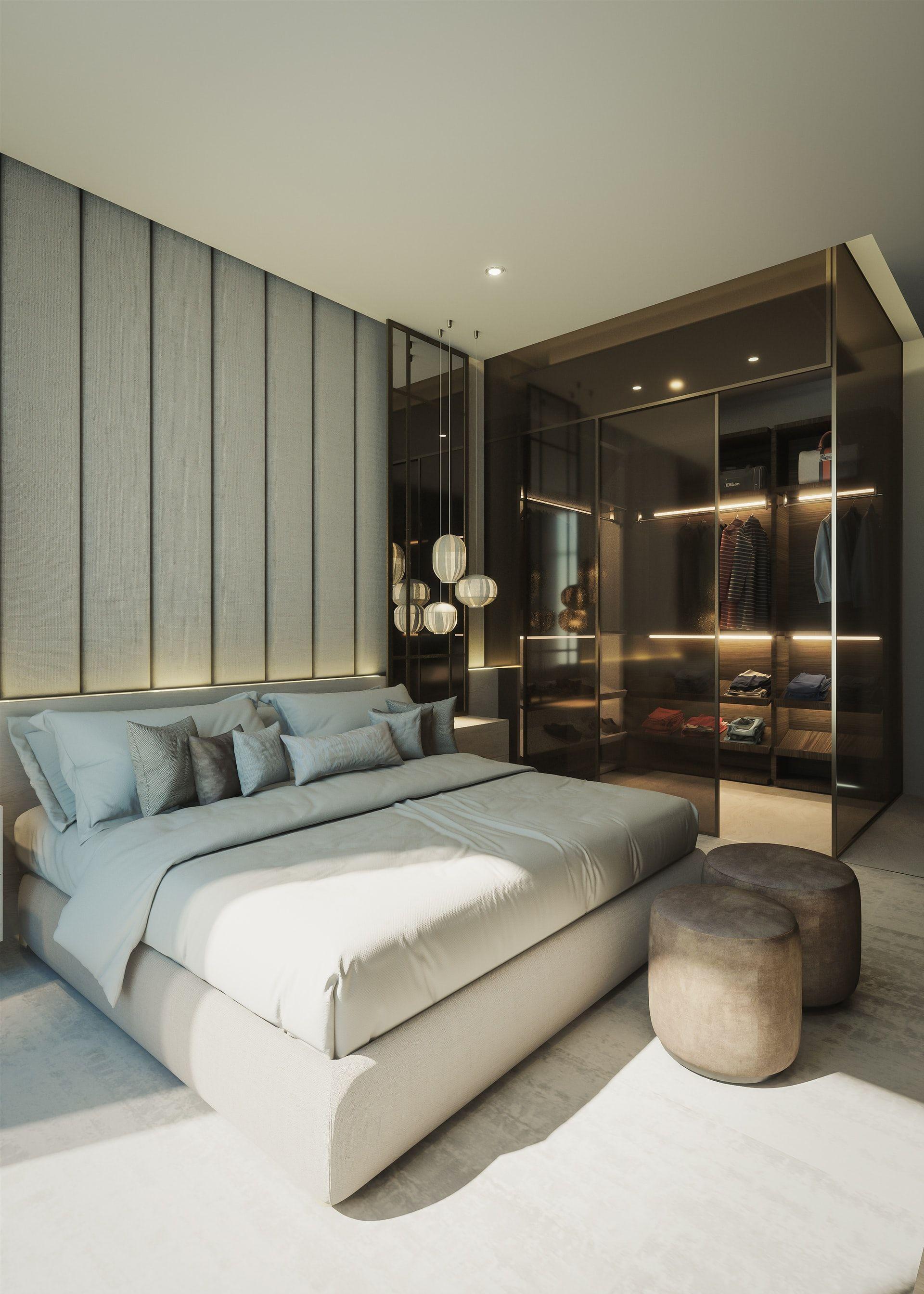 Master Bedroom Decorating Ideas To Inspire Your Next Remodel Master Bedrooms Decor Beautiful Bedrooms Master Modern Bedroom Most popular relaxingmaster bedroom
