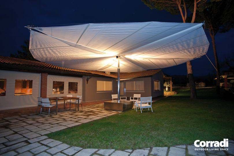 Sail Awnings Canopies | Sail Awnings, Custom Residential Shade Solutions    Boston, Woburn