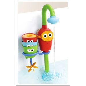 Yookidoo Flow N Fill Spout Bath Toys Baby Kids Kids