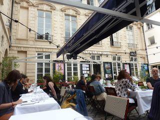 Grand Coeur Seafood rue du Temple (ex-Studio)