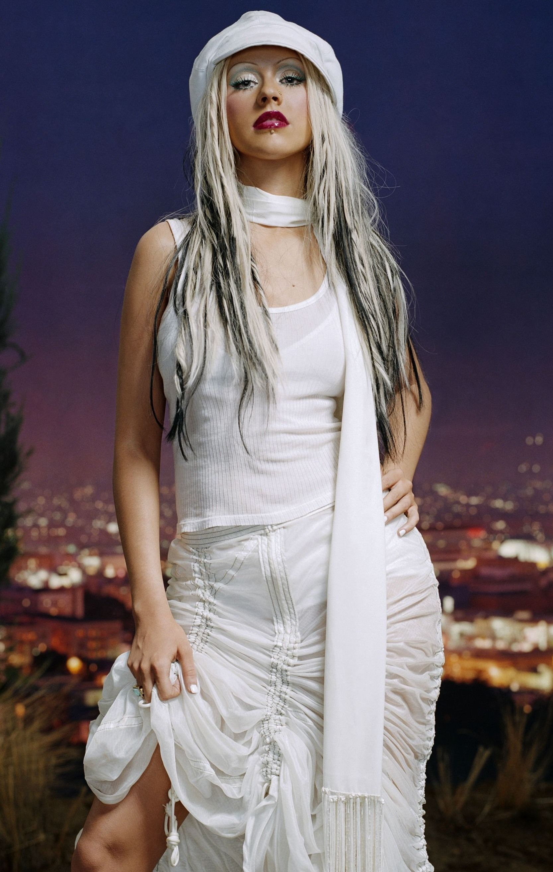 Christina Aguilera / Joseph Cultice 2002   Christina 'Xtina' Aguilera ... Christina Aguilera