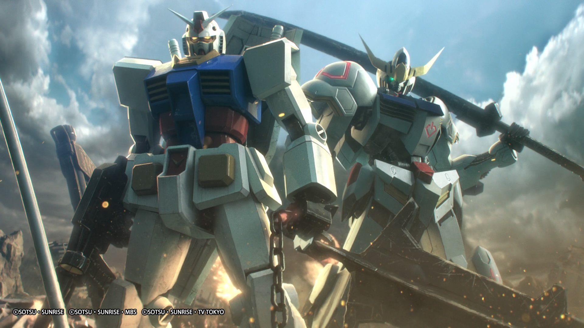 Review Gundam Versus Gundam, Fighting games, Gaming console