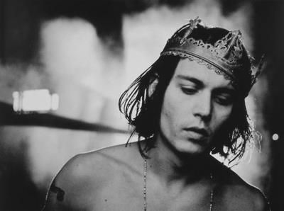 Johnny Depp <3 love this picture