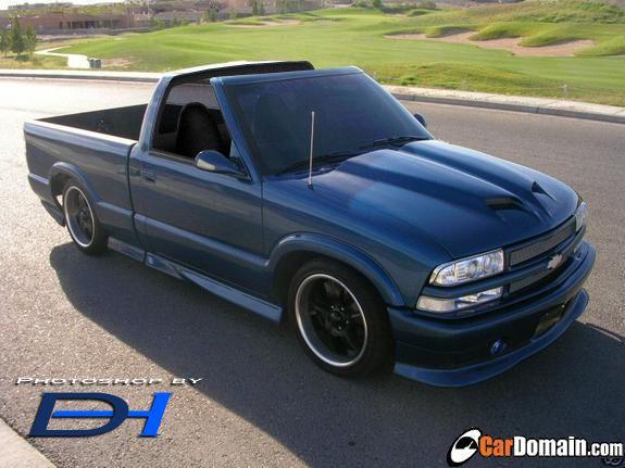 Targa Top Chevy S10 Xtreme S10 Truck Chevy S10