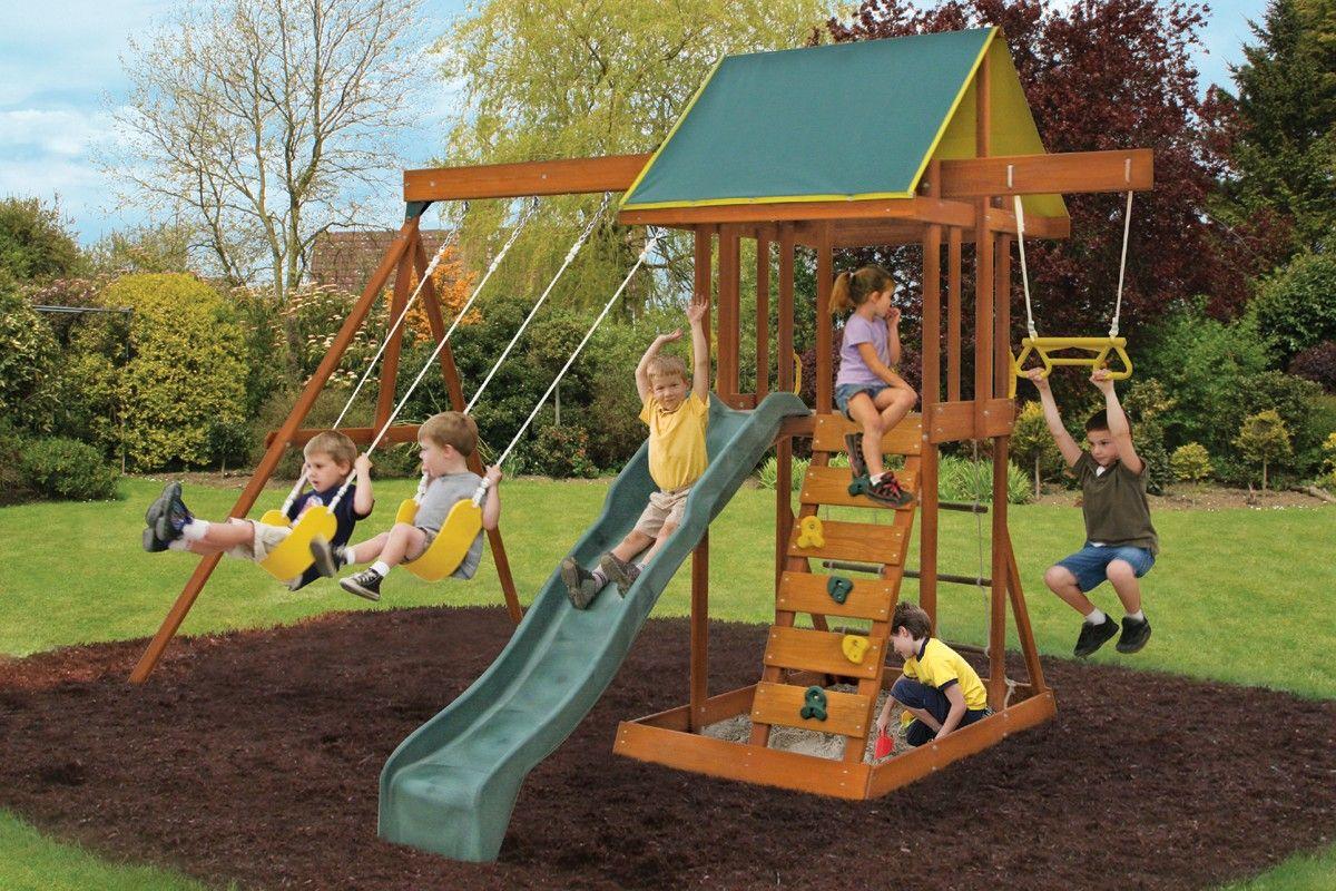 Meadowvale Swingset Dream Home Pinterest Swing Sets For Kids