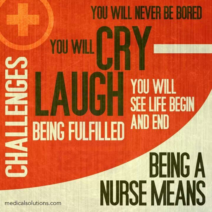 But first I want to become a registered nurse ;)