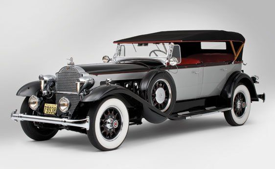 199: 1930 Packard 745 Four-Passenger Phaeton – Jan 16, 2009   RM Auctions / RM Sotheby's in IN