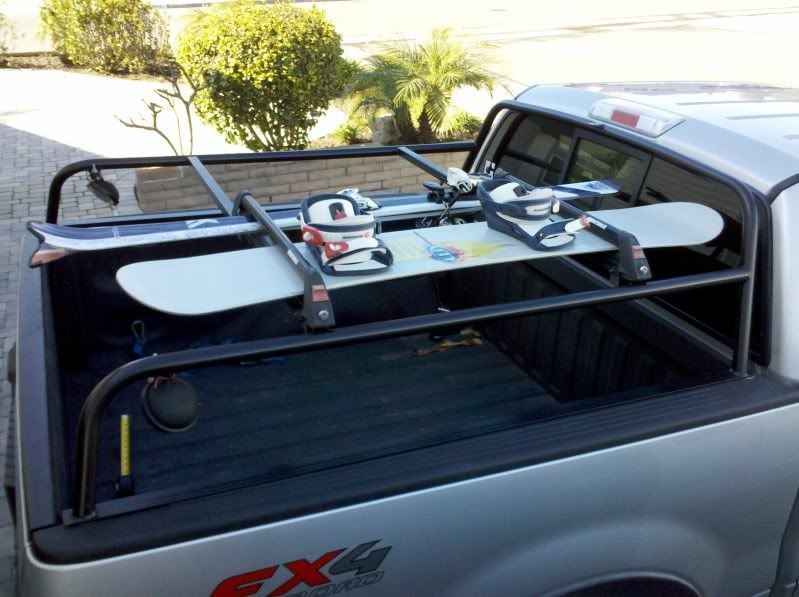 f-150 bed rack for rtt/other goodies - expedition portal
