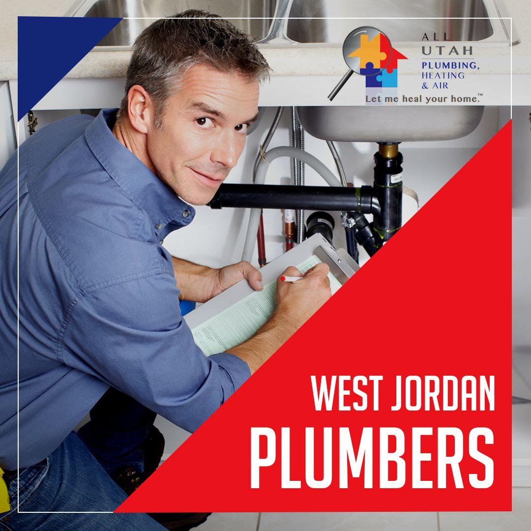 All Utah Plumbing, Heating & Air is always here to help
