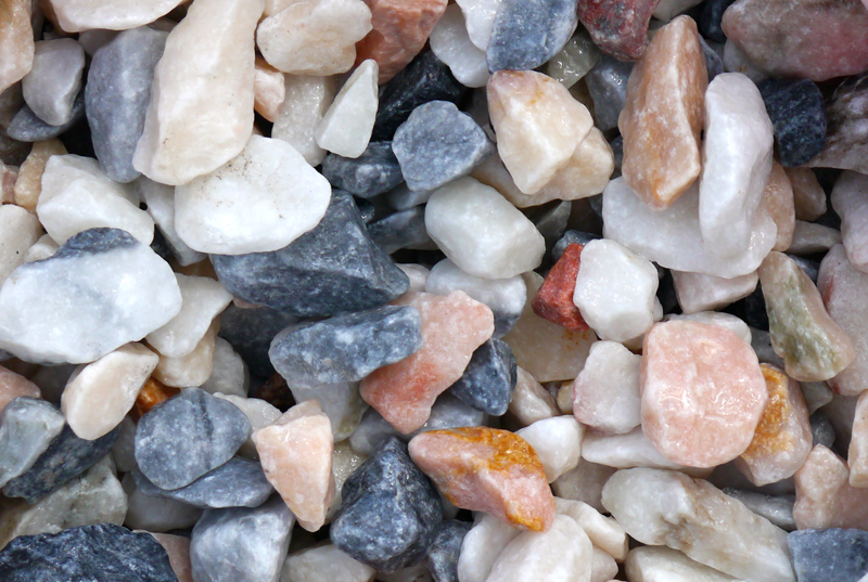 Flamingo Chippings 14 20mm Decorative Stone Chippings