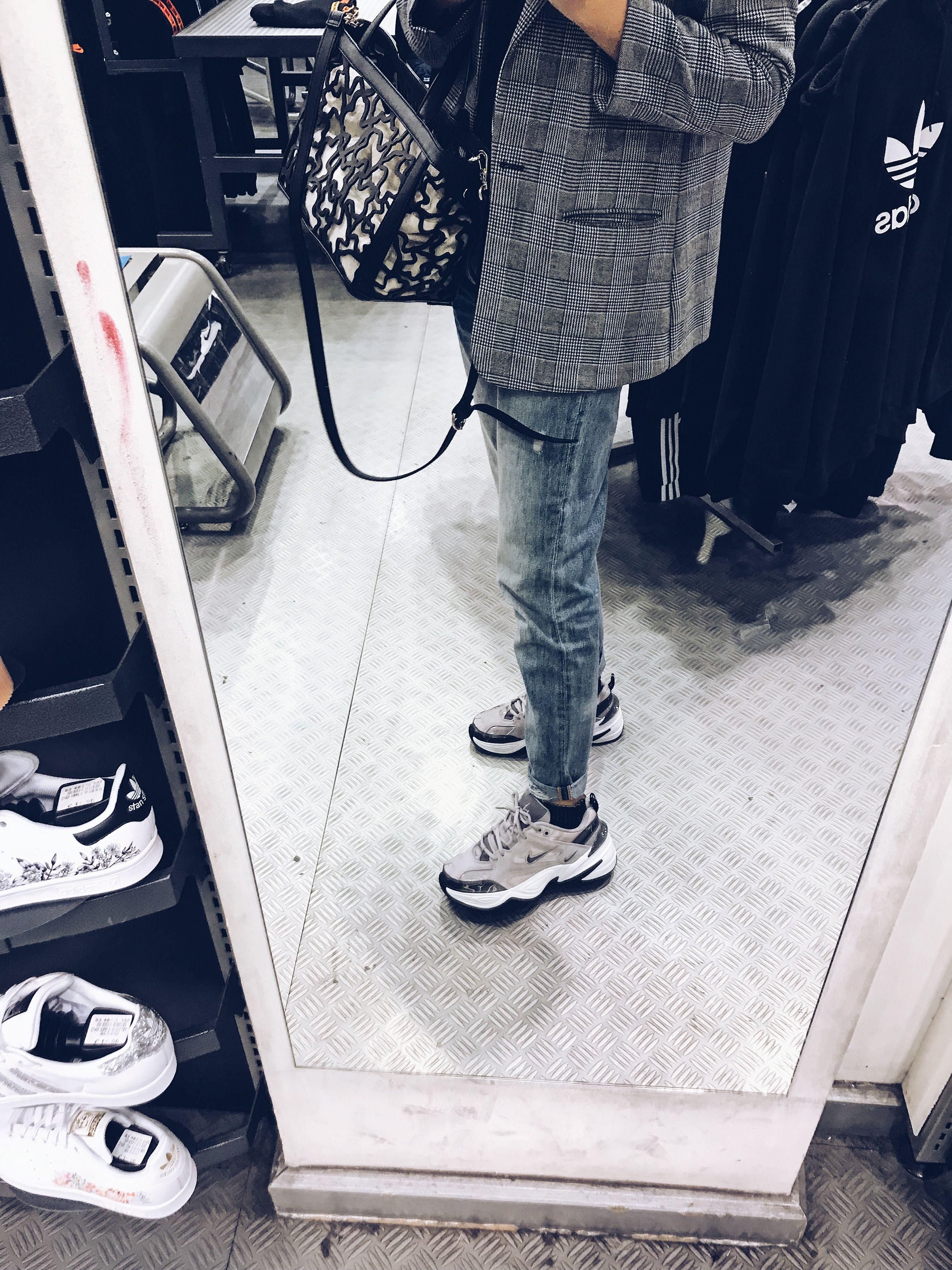Nike M2k Tekno Dollactitud Mens Inspiration Fashion Fashion Outfits
