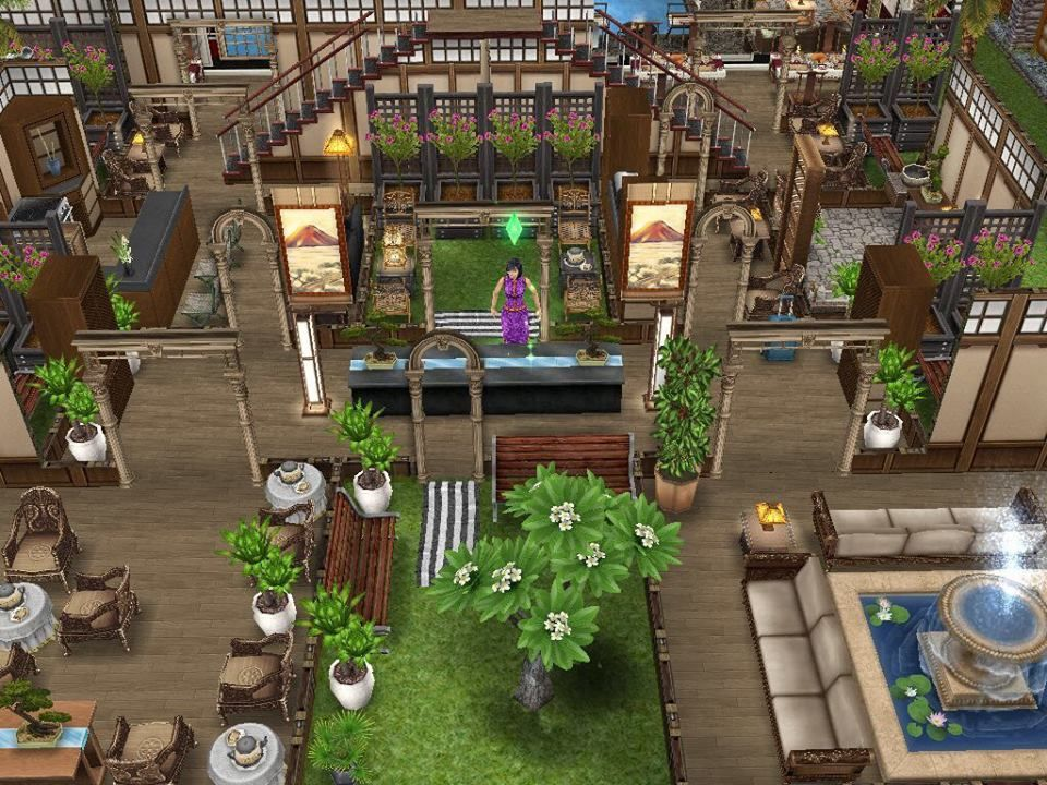 35 best Sims Freeplay images on Pinterest | Sims free play, House ...
