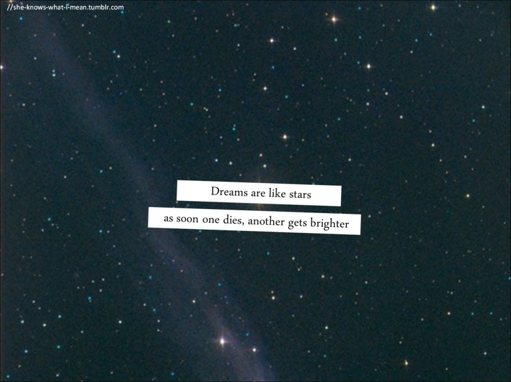 Pin By Ana Archuvi On Quotes Moon And Star Quotes Star Quotes Tumblr Stars