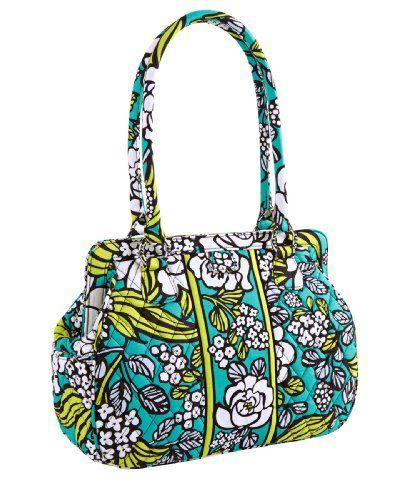 Vera Bradley Frame Bag in Island Blooms Vera Bradley http://www ...
