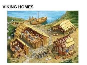 viking homes and life vikings teaching unit pinterest vikings