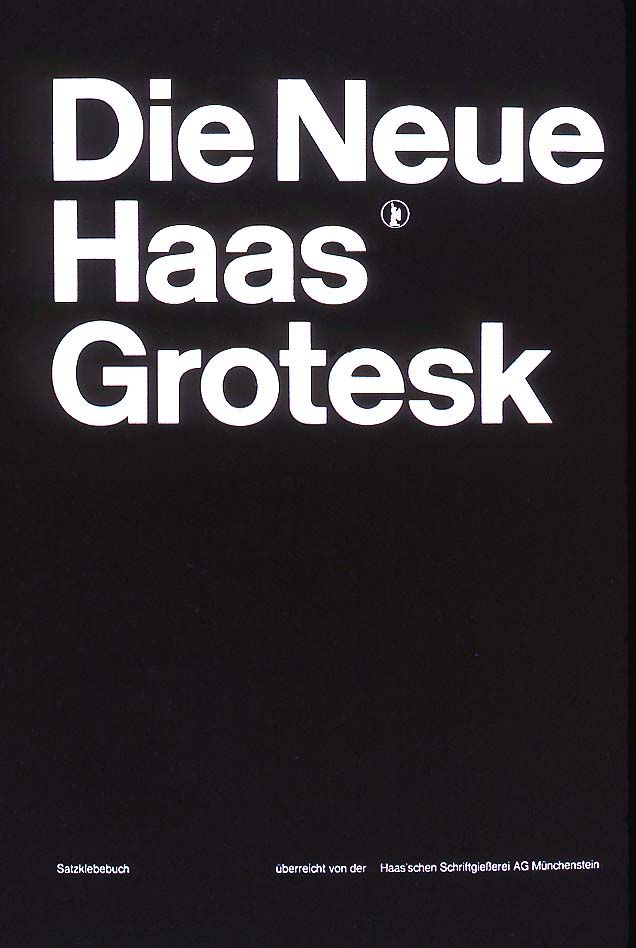 Haas'che Schriftgiessersi AG