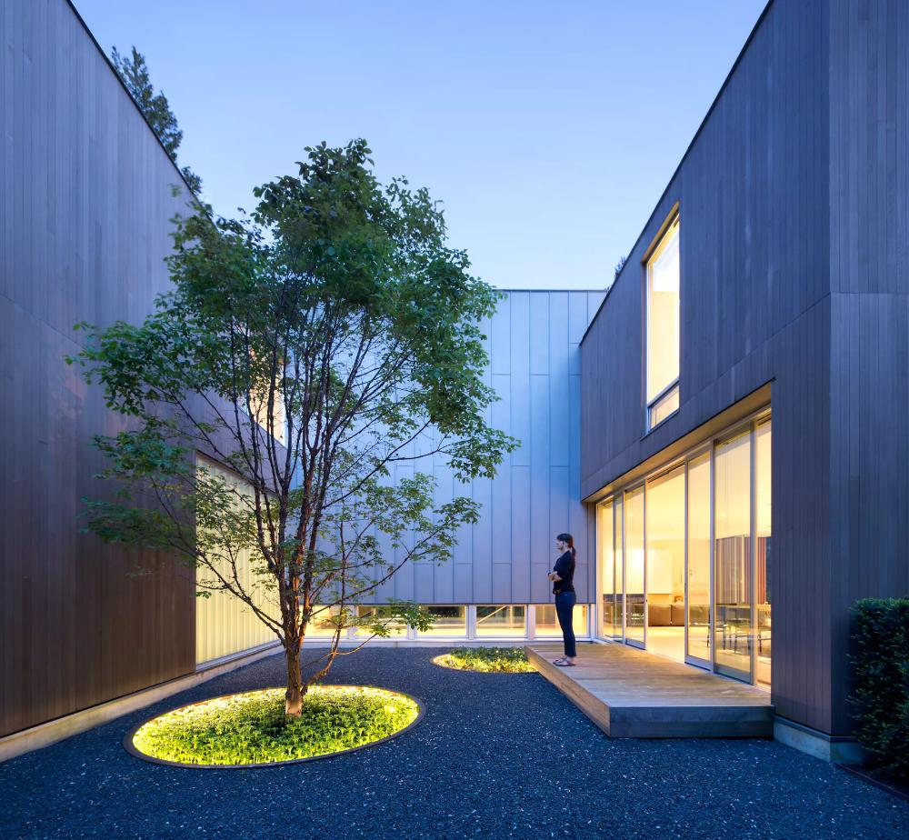 Photo of Elm Street Residence | James K.M. Cheng Architects Inc. | Archinect