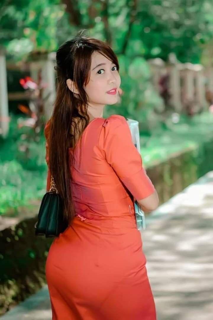 Pin On Myanmar Girls-9737