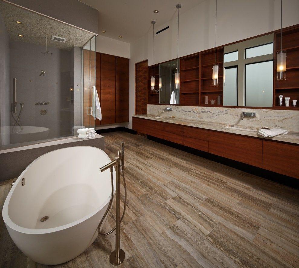 Wohndesign interieur badezimmer moderne badezimmer beleuchtung design schafft ein harmonisches