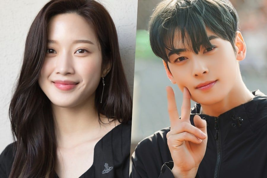 "Moon Ga Young In Talks Along With Cha Eun Woo For Drama Based On Hit Webtoon ""True Beauty"""