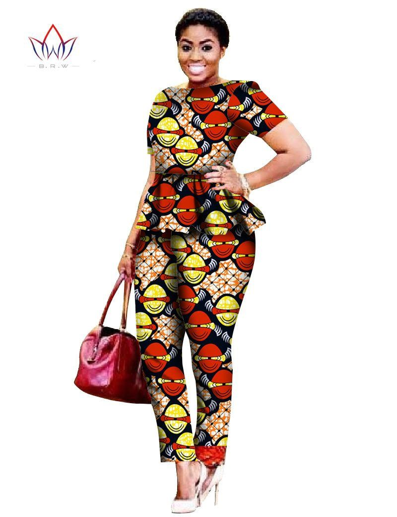 1000 Images About African Print 2 Piece Outfit On: Two Piece Set Traditional African Clothes