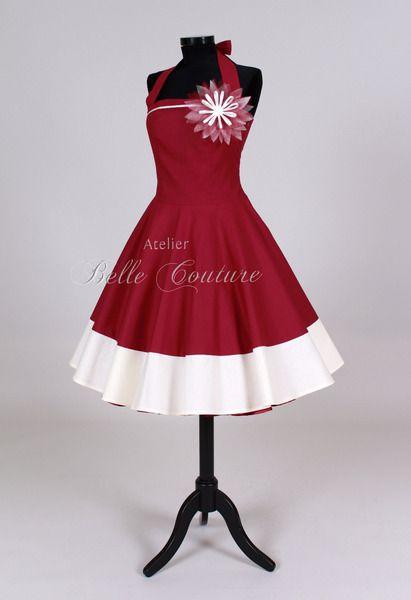 Jugendweihekleid petticoat kleid