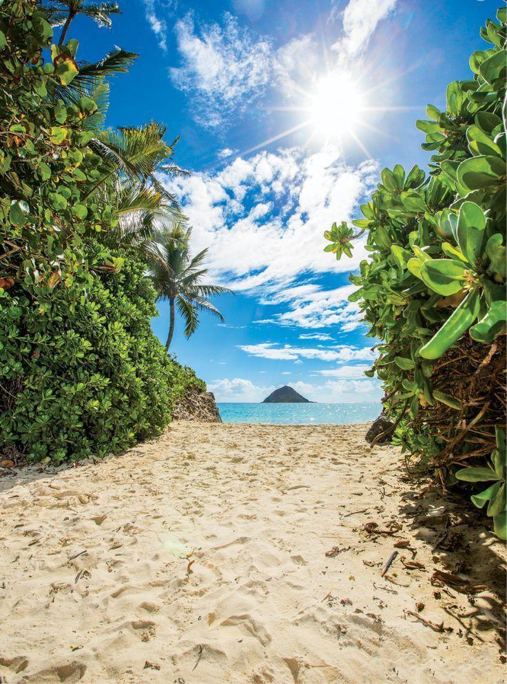 Lanikai Beach / Hawaii Magazine #LanikaiBeach #Oahu #ラニカイビーチ #オアフ島