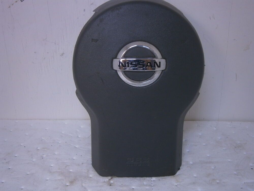 Ad Ebay 2012 2018 Nissan Frontier Driver Steering Wheel Airbag