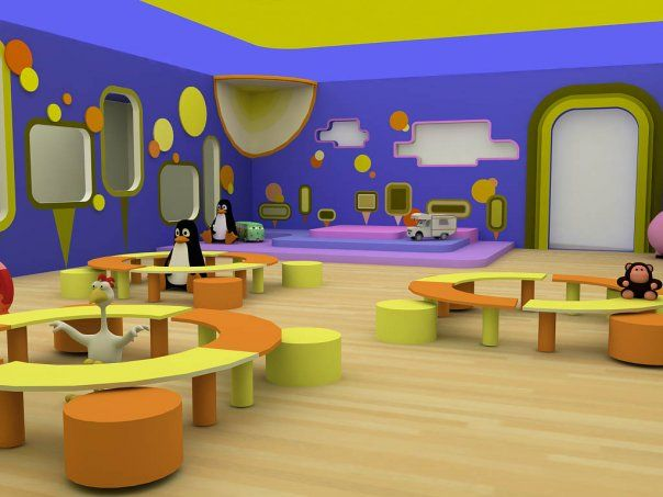 Childcare Interior Design 3 Daycare Design Daycare Decor Kids Interior Design