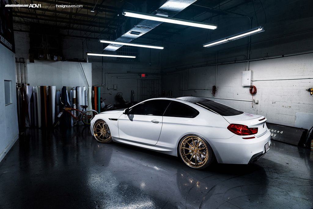 BMW 650i on ADV10 Track Spec SL | Flickr - Photo Sharing!