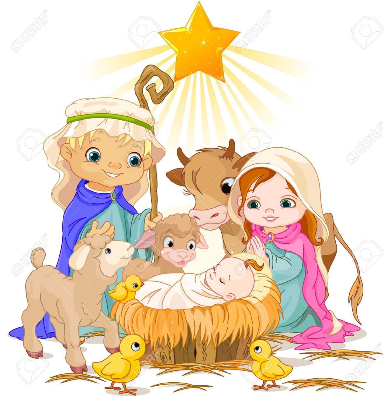 Outdoor Christmas Decorations Clipart: Religious Christmas Clipart Images - Google Search