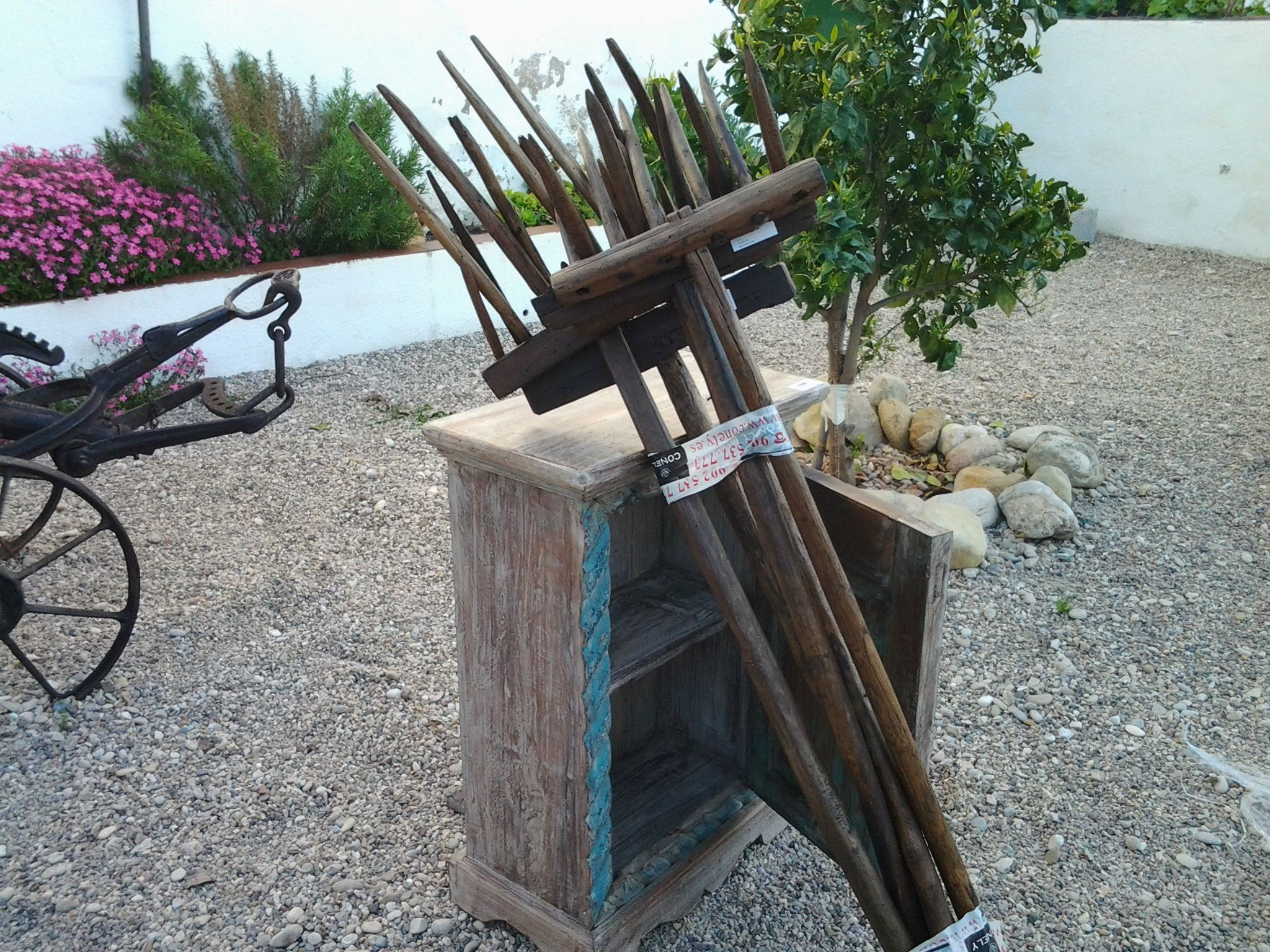 Herramientas Agricolas Antiguas Vendo Estos Muebles Pinterest # Venpermuto Muebles