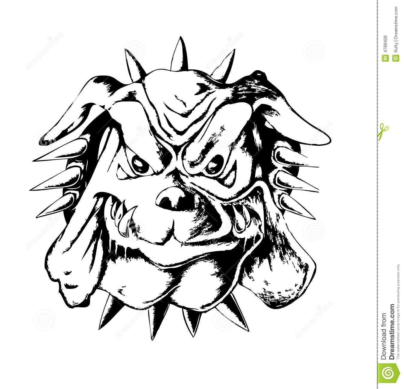 school bulldog coloring pages - photo#14
