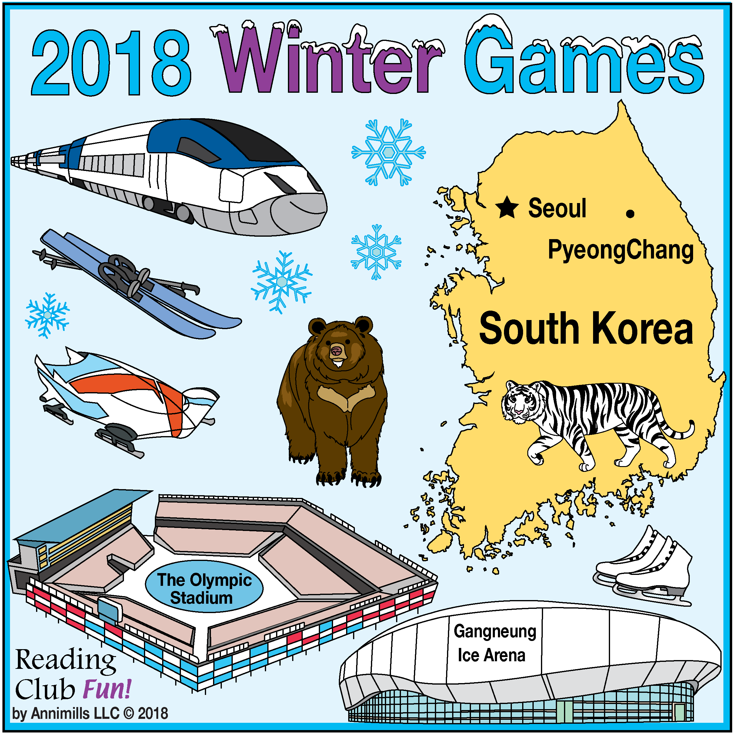 2018 winter olympic games bundle pyeongchang south korea 2018 25 off 2018 winter olympics themed bundle includes puzzles about the games buycottarizona Image collections