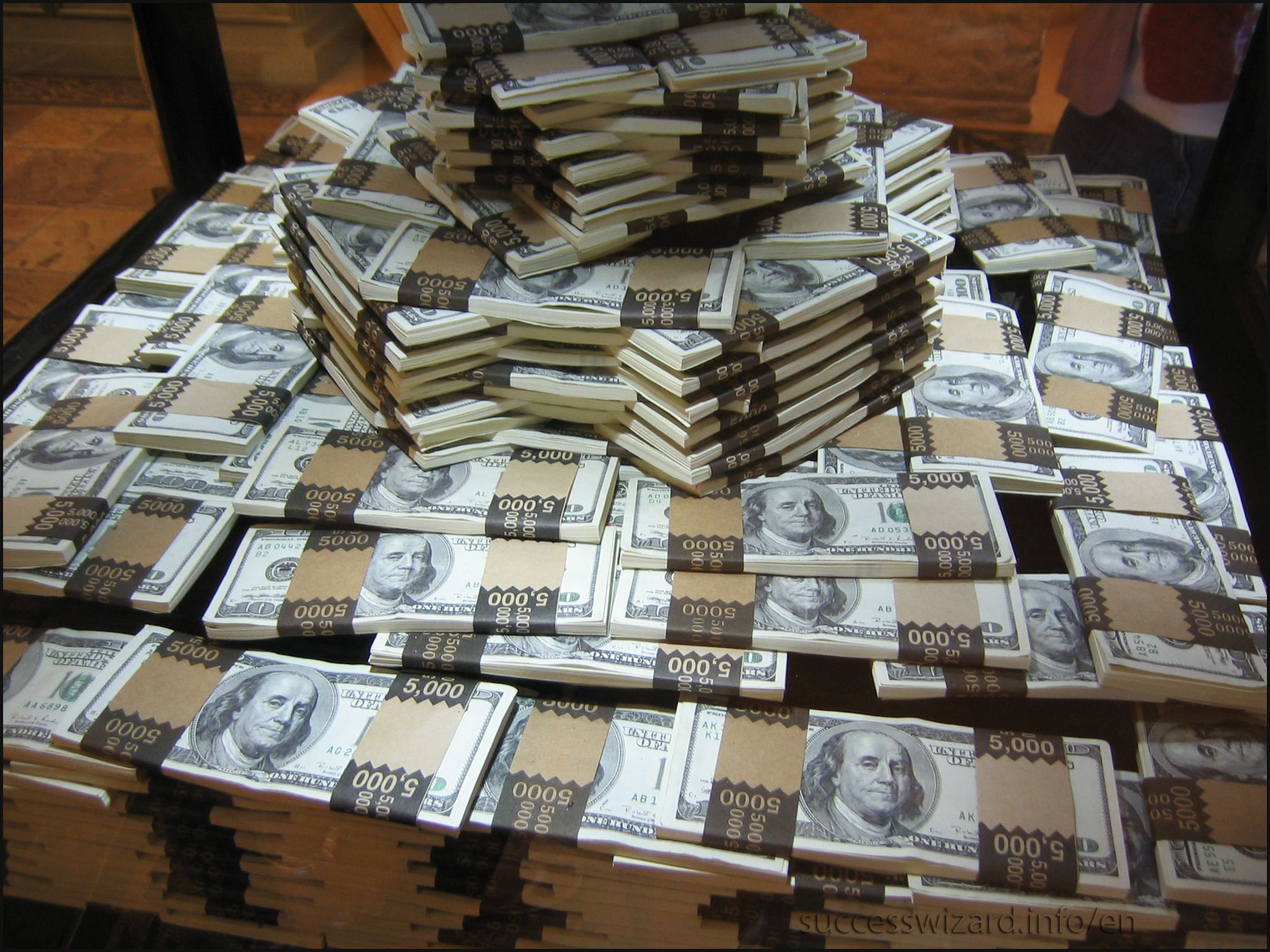 5 Million Dollars My Goal Of 5m Would Enable Me To Have An