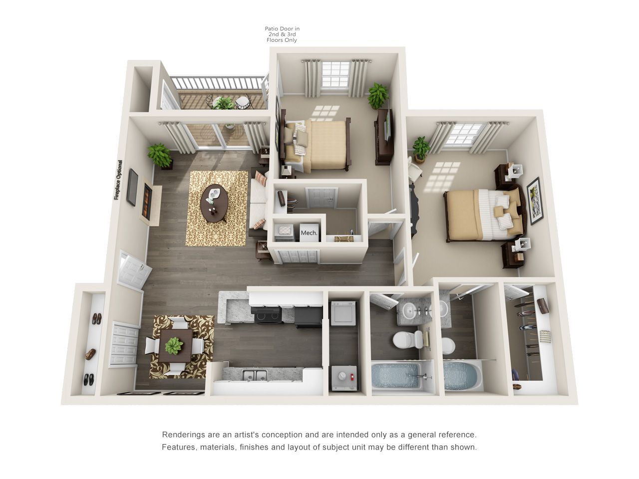 1 2 3 Bedroom Apartments In Mauldin Sc Bedroom Apartment Sims House Plans Apartment Floor Plans