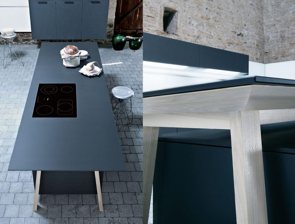 Schüller Next125 - Nx 500 Lavazwart Structuur | Next125 Nx500