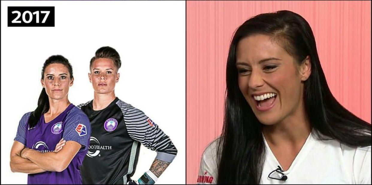 Ali kreiger and ashlyn harris usa soccer women womens