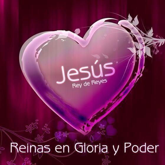Jesus, Rey de Reyes!