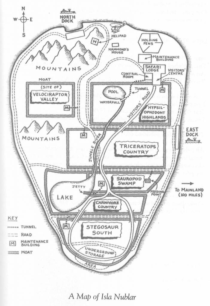 Jurassic Park (1990) - Novel | Jurassic-Pedia #jurassicparkworld